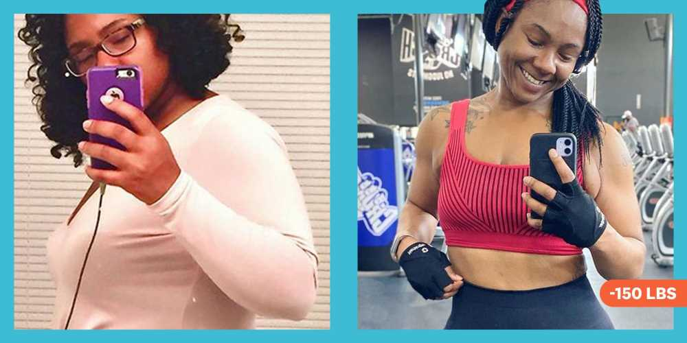 'I Ate A Low-Carb, High-Protein Diet And Walked Every Day To Lose 130 Pounds With PCOS'