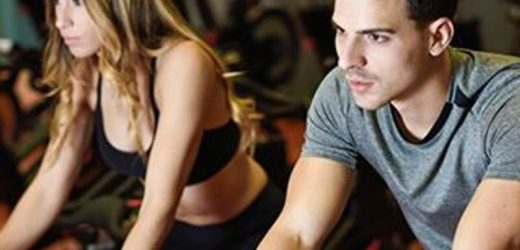 Is your spin class music way too loud?