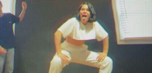 Watch Jessie J\u2014And Her Abs\u2014Totally Own The Dance Floor With Boyfriend Max Pham Nguyen