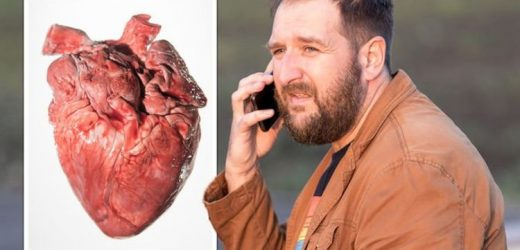 Heart attack: The full list of symptoms that might mean the heart muscle is dying