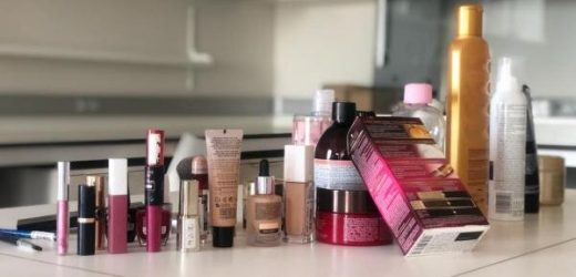 Study finds cosmetic products contain endocrine disruptors