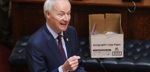 Arkansas Governor Vetoes Transgender Youth Treatment Ban