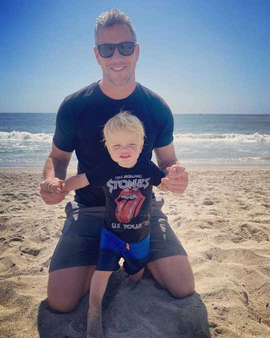 Ant Anstead Shares Cute Clip of Son Hudson, 19 Months, During 'Roller Coaster of House Hunting'