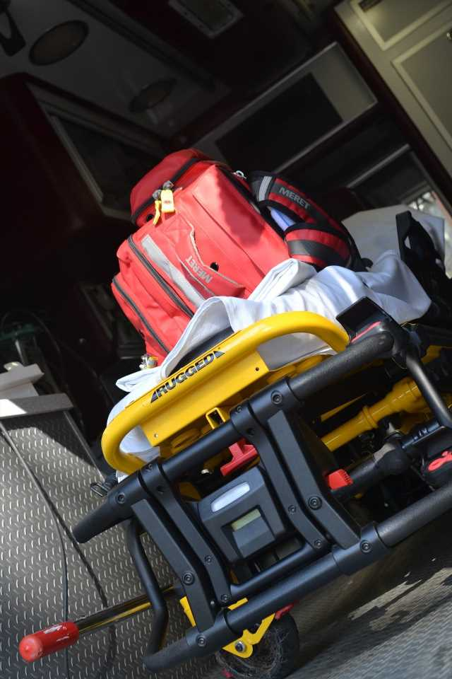 EMS workers three times more likely to experience mental health issues