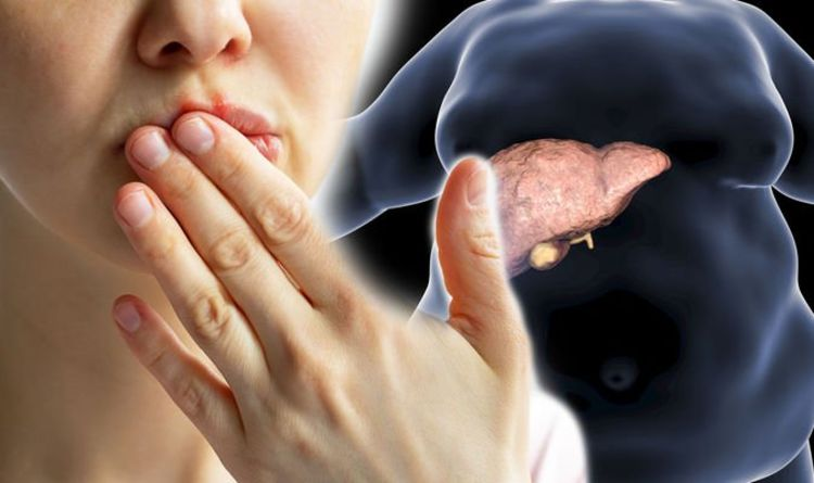 Fatty liver disease: Do your gums and teeth look like this? Signs of risk found in the mou