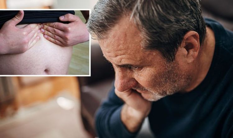 Fatty liver disease symptoms: The three main early symptoms of the 'silent disease'