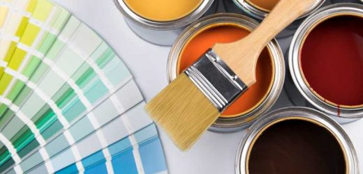 Here Are The Colors You Should Use If You're Decorating A Comforting Space