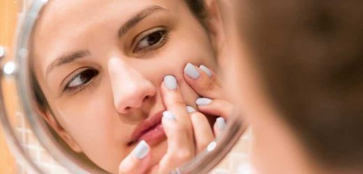 Here's Why You're Picking Your Skin (And How To Stop)