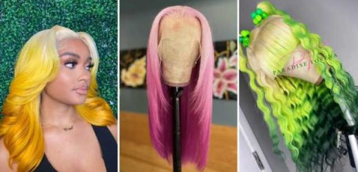Inverted Ombré Wigs Are Taking Over Instagram