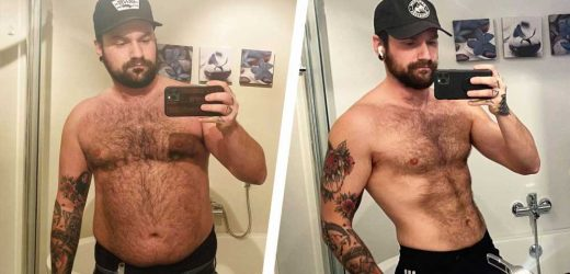Keto Diet and Running Helped This Guy Drop 110 Pounds and Get Ripped