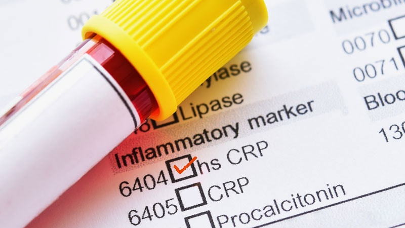 Novel IL-6 Antibody Slashes CRP up to 92% in High-risk ASCVD