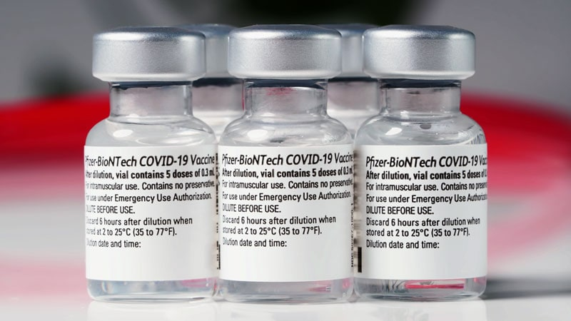 Pfizer Exporting US-Made COVID-19 Vaccines to Mexico, Canada