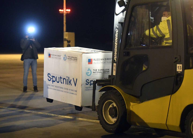Slovakia eyes using Russia's Sputnik V; waits for results