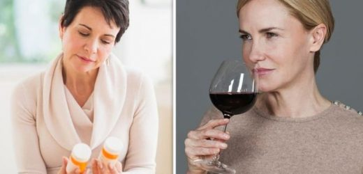 Statins and alcohol: NHS warn of 'serious side effects' if mixing the two