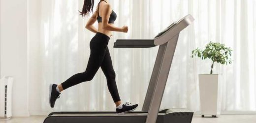 This 20-Minute Treadmill Workout Will Get Your Heart Pumping