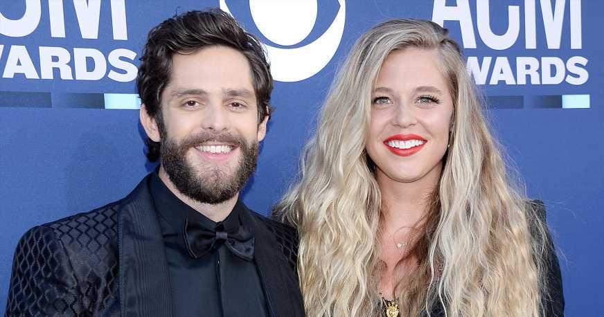 Thomas Rhett's Wife Lauren Akins Is Pregnant With Their 4th Child