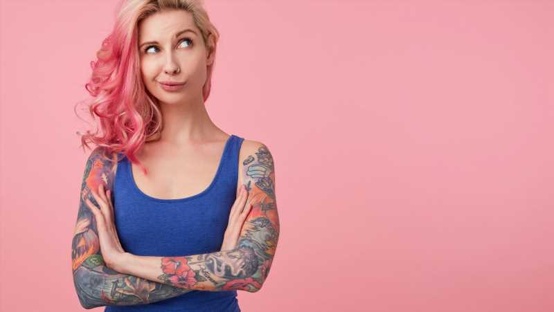 Which Tattoo Colors Fade The Fastest?