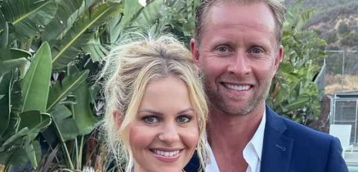 Candace Cameron Bure Says Her and Valeri Bure's PDA 'Grosses' Kids Out