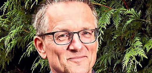 DR MICHAEL MOSLEY: I had a virus that escaped from a lab