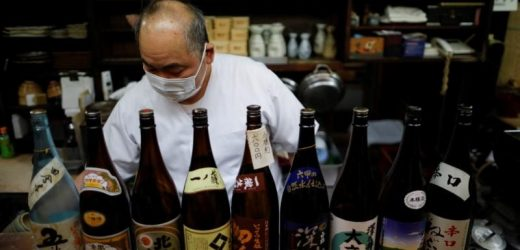 Drink up, drink fast, drink alone? Tokyo to ease alcohol curbs
