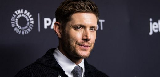 """Jensen Ackles's Long Hair From """"The Boys"""" Has Parched the Internet Permanently"""