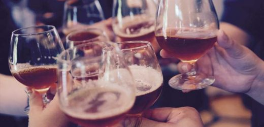 Study on heavy drinking in young adults and the psychological impacts of COVID-19 yields unexpected findings