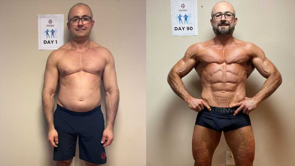 The Diet and Workout That Helped Me Lose 30 Pounds and Get Ripped in 3 Months