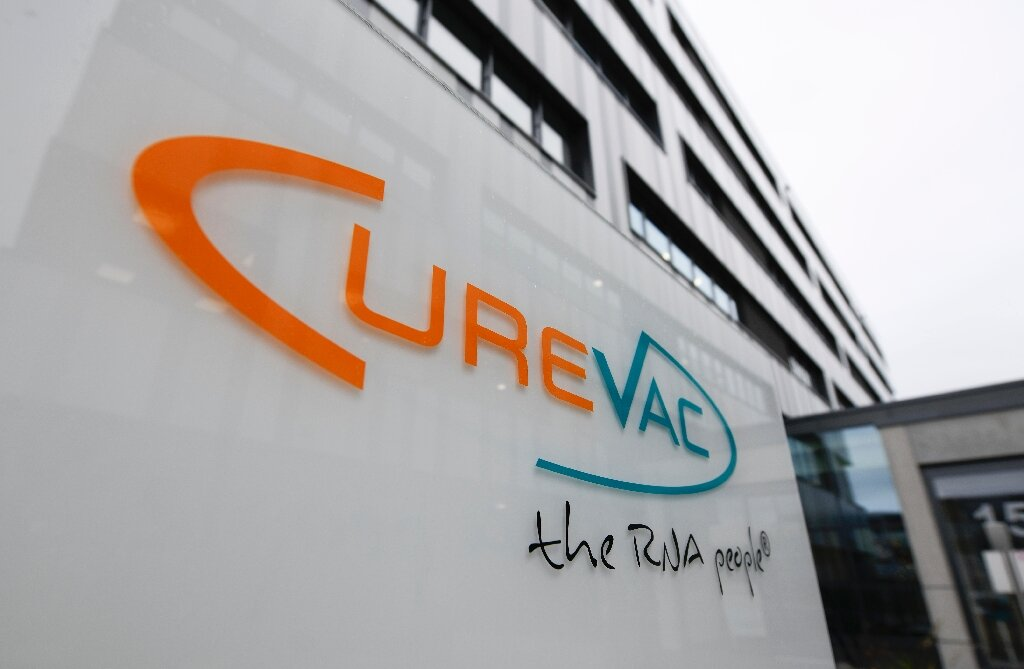 COVID vaccine from Germanys CureVac just 48% effective