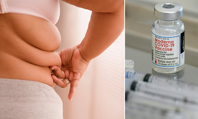 COVID vaccines work just as well in obese people with 96% efficacy