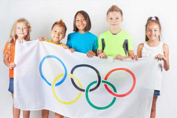 Classes and Activities To Get Your Kids Excited About The Olympics!