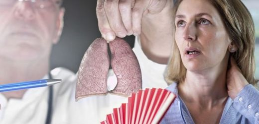 Lung cancer: Early menopause or low oestrogen levels could be increasing your risk