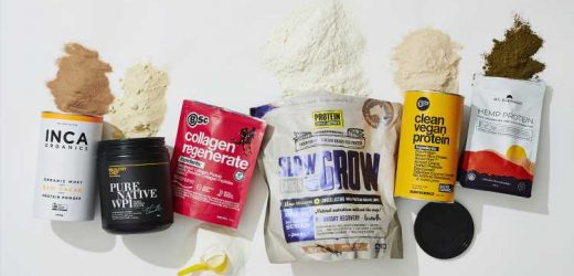 The 6 Best Protein Powders of 2021, According To a Nutritionist