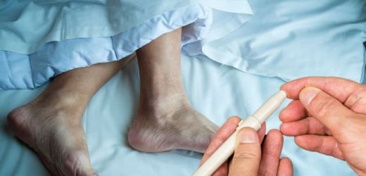 Diabetes type 2: Foot pain while doing two daily activities can be a sign of blood sugar