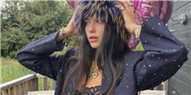 Dua Lipa Celebrated Her 26th Birthday By Flaunting Her Epic Abs In A Lacy Black Bra On Instagram