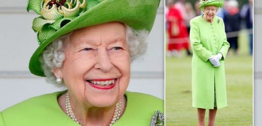 A slice of cake a day keeps the doctor away – The Queen's surprising secret to good health