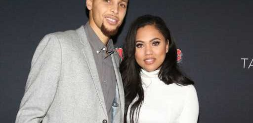 Ayesha & Stephen Curry Renewed Their Wedding Vows In a Sweet Ceremony That Included Their 3 Kids