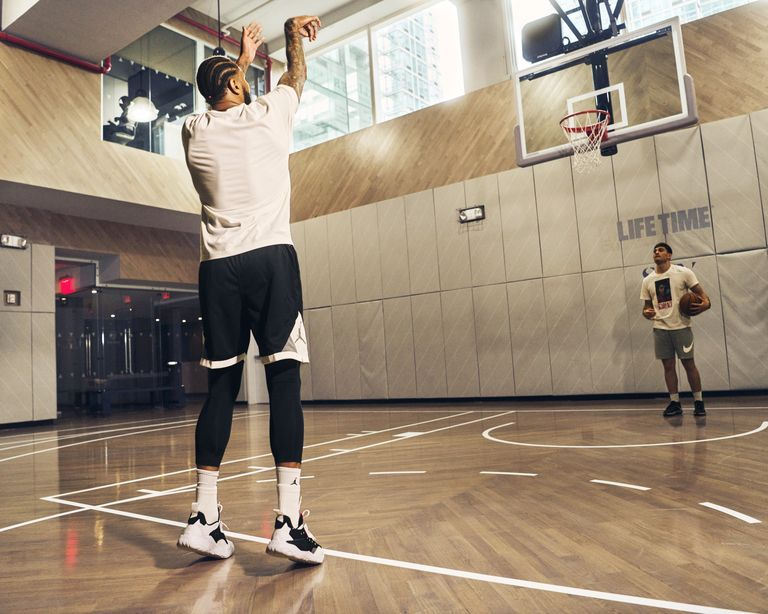 Carmelo Anthony's Fine-Tuned Offseason Workout