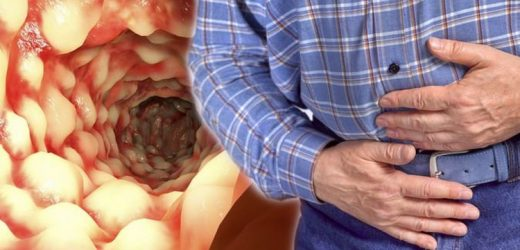 Crohn's disease: Pain felt on a certain area of the tummy could be a warning symptom