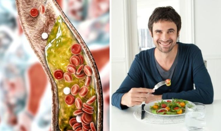 High cholesterol diet: The 3 foods that lower your cholesterol levels fast
