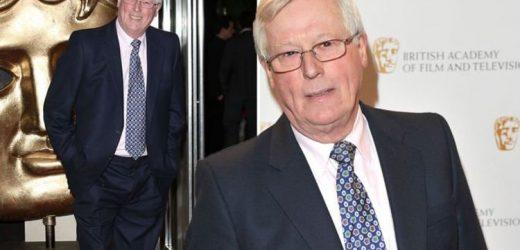 'I was rather worried': TV presenter John Craven on his health struggle – symptoms