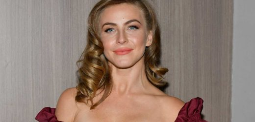 Julianne Hough Celebrated The New Moon Looking So Sculpted In A Nude Bikini On Instagram