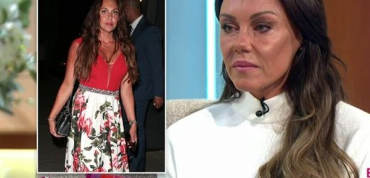 Michelle Heaton details most recent health battle – 'I was on the way to dying'