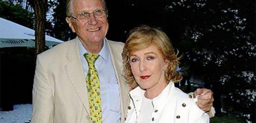 Patricia: My guilt at husband's dementia battle