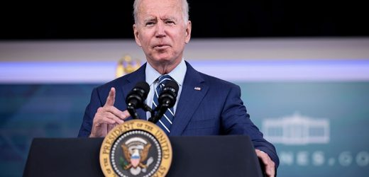 President Biden Gets His Booster, Encourages More Mandates