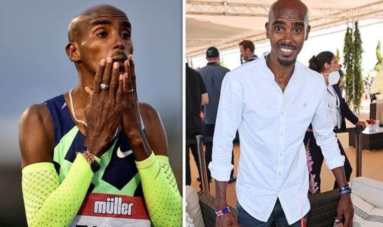 Sir Mo Farah health: Athletic champion airlifted to hospital following bacterial infection