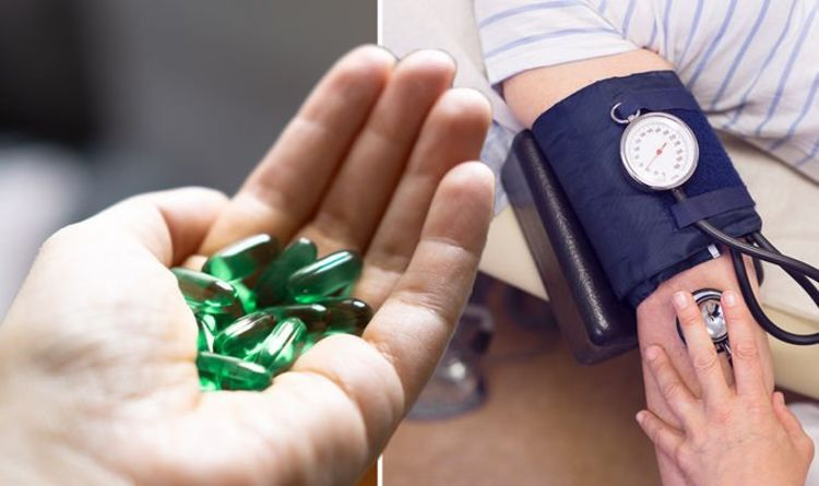 The natural supplement that lowers high blood pressure – and the more you take the better