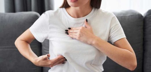 What Does It Mean When Your Right Breast Hurts