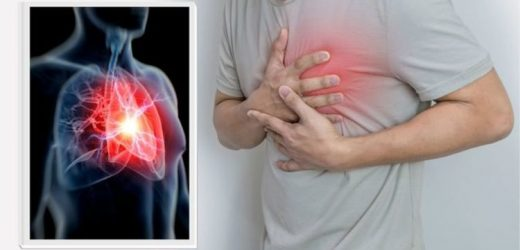Heart attack symptoms: The four Ps to spot – 'dial 999 for an ambulance immediately'