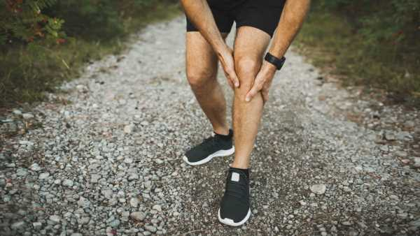 How to exercise without hurting your knees