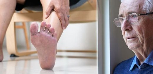 Parkinson's disease: Key symptoms found in your feet and the way you walk – what to spot